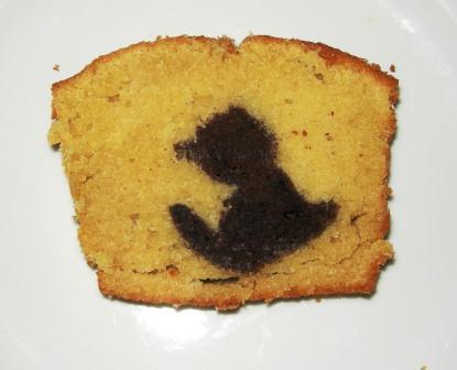 Katzenmarmorkuchen