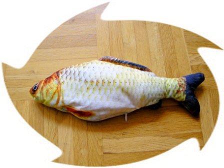 tanzender Fisch